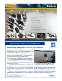 Marine Technology Magazine, page 5,  Nov 2011