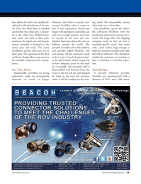 Marine Technology Magazine, page 11,  Jan 2012 job site