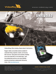 Marine Technology Magazine, page 2nd Cover,  Jan 2012
