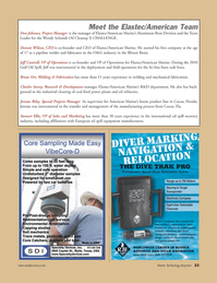 Marine Technology Magazine, page 23,  Jan 2012 Donnie Wilson