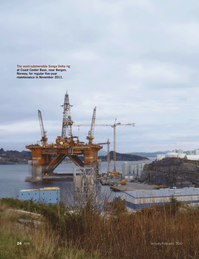 Marine Technology Magazine, page 24,  Jan 2012 Norway