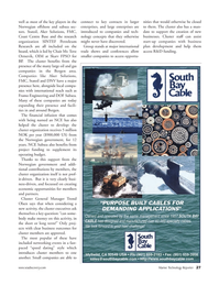 Marine Technology Magazine, page 27,  Jan 2012 Trond Olsen
