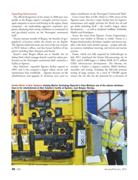 Marine Technology Magazine, page 28,  Jan 2012 North Sea