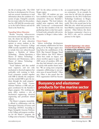 Marine Technology Magazine, page 31,  Jan 2012 Ragne Gjengedal