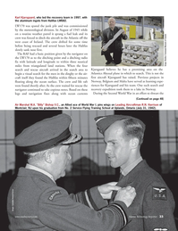 Marine Technology Magazine, page 33,  Jan 2012 Service Flying Training School