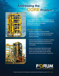 Marine Technology Magazine, page 4th Cover,  Jan 2012