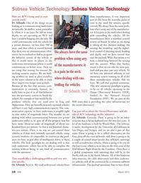 Marine Technology Magazine, page 14,  Mar 2012 West Coast