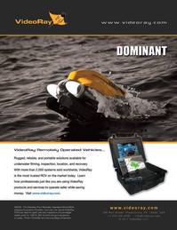 Marine Technology Magazine, page 2nd Cover,  Mar 2012