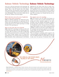Marine Technology Magazine, page 28,  Mar 2012