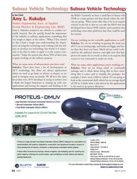 Marine Technology Magazine, page 32,  Mar 2012 AppliedOcean Physics & Engineering Lab