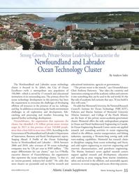 Marine Technology Magazine, page 35,  Mar 2012 Andrew Safer