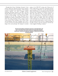 Marine Technology Magazine, page 41,  Mar 2012 Dave King
