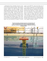 Marine Technology Magazine, page 41,  Mar 2012 Dave King