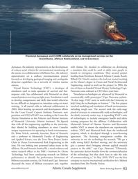 Marine Technology Magazine, page 43,  Mar 2012 Newfoundland