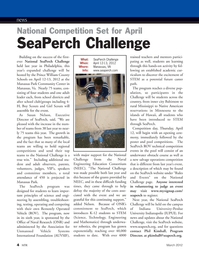 Marine Technology Magazine, page 4,  Mar 2012