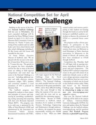 Marine Technology Magazine, page 4,  Mar 2012 Minnesota