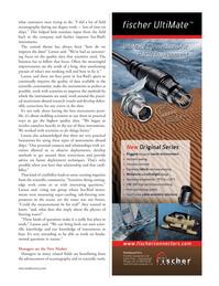 Marine Technology Magazine, page 69,  Mar 2012 scientific tools