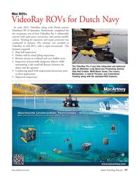 Marine Technology Magazine, page 77,  Mar 2012 Netherlands