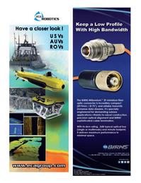 Marine Technology Magazine, page 7,  Mar 2012