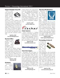 Marine Technology Magazine, page 88,  Mar 2012 United States Navy