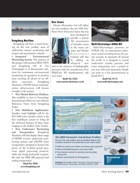 Marine Technology Magazine, page 89,  Mar 2012 cation infrastructure