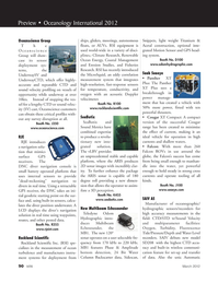 Marine Technology Magazine, page 90,  Mar 2012 MicroSquid, an eddy correlation measurement system