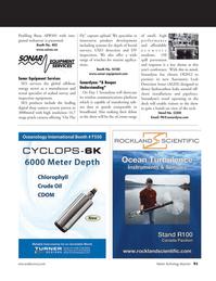 Marine Technology Magazine, page 91,  Mar 2012 wireless communications platform