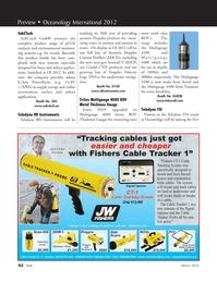 Marine Technology Magazine, page 92,  Mar 2012 supply energy