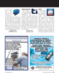 Marine Technology Magazine, page 93,  Mar 2012 class supplier