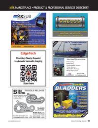 Marine Technology Magazine, page 95,  Mar 2012 Caribbean