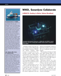 Marine Technology Magazine, page 10,  Apr 2012 light energy