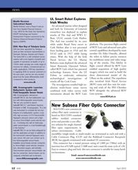 Marine Technology Magazine, page 12,  Apr 2012 Royal Navy