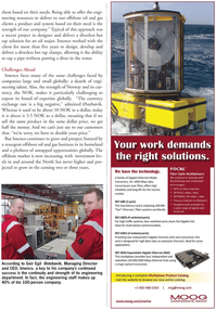 Marine Technology Magazine, page 17,  Apr 2012 diverless hot tap solution