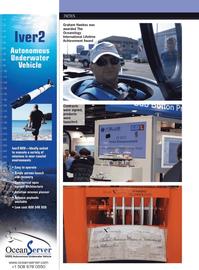 Marine Technology Magazine, page 20,  Apr 2012 Graham Hawkes