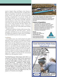 Marine Technology Magazine, page 29,  Apr 2012 oil industry