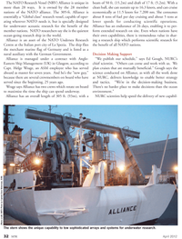 Marine Technology Magazine, page 32,  Apr 2012 United Kingdom