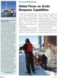Marine Technology Magazine, page 36,  Apr 2012 Gulf coast