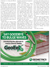 Marine Technology Magazine, page 37,  Apr 2012 alty response project management