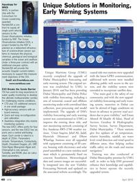 Marine Technology Magazine, page 40,  Apr 2012 Dubai Municipality and Dubai Police