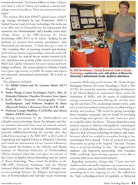 Marine Technology Magazine, page 43,  Apr 2012 Keith Birch