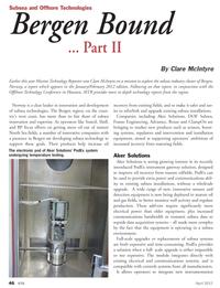 Marine Technology Magazine, page 46,  Apr 2012 PodEx