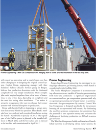 Marine Technology Magazine, page 47,  Apr 2012 dry gas compressor
