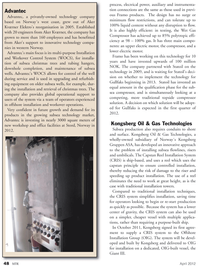 Marine Technology Magazine, page 48,  Apr 2012 privately-owned technology