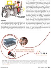 Marine Technology Magazine, page 49,  Apr 2012 sensor products