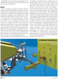 Marine Technology Magazine, page 50,  Apr 2012 Gulf of Mexico