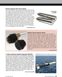 Marine Technology Magazine, page 59,  Apr 2012 Connector Series Demands