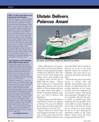 Marine Technology Magazine, page 6,  Apr 2012 San Francisco Bay