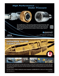 Marine Technology Magazine, page 9,  May 2012 Klein Associates Inc.