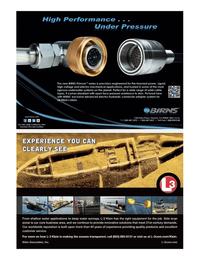 Marine Technology Magazine, page 9,  May 2012 Klein Associates Inc.