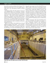 Marine Technology Magazine, page 16,  May 2012 Bureau of Ocean Energy Management MREC